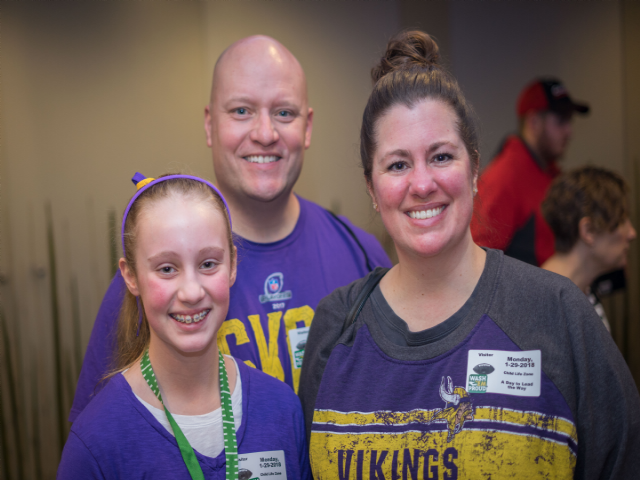 A Day to Lead the Way with Chad Greenway 2018