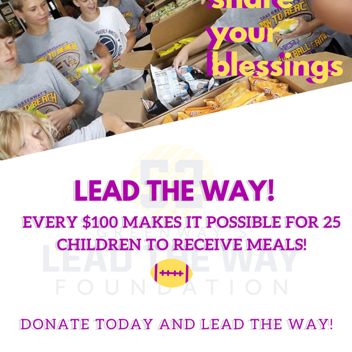 Lead the Way! Get Meals to Kids